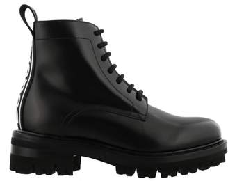 DSQUARED2 Logo Tab Boots