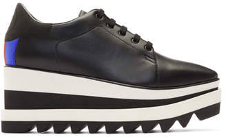 Stella McCartney Black Sneak-Elyse Sneakers