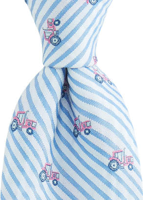 Vineyard Vines Kentucky Derby Seersucker Icon Shirting Tie