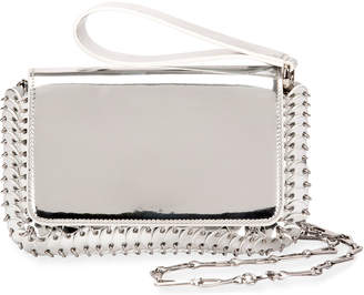 Paco Rabanne 14#01 Mini Mirror Flap Bag