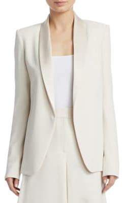 Theory Fluid Shawl Blazer