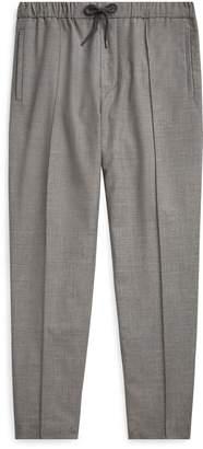 Ralph Lauren Relaxed Fit Wool-Blend Pant
