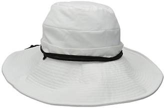 San Diego Hat Company Women's Active Wired Sun Brim Hat with Sweatband
