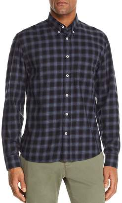 Billy Reid Tuscumbia Plaid Regular Fit Button-Down Shirt