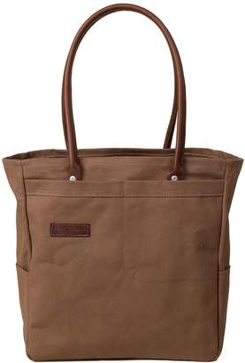 Wood And Faulk Wood and Faulk Canvas Tool Tote - Women's