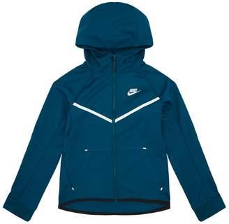 Nike Zip Front Hoodie