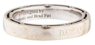 Damiani x Brad Pitt 18K Diamond Wedding Band white x Brad Pitt 18K Diamond Wedding Band