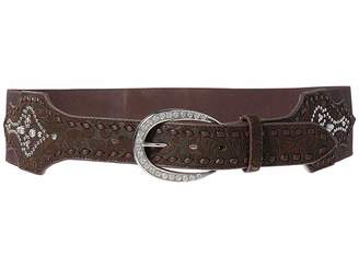 Ariat Elastic Strap with Tapered Buckle Belt