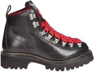DSQUARED2 Contrast Hiking Boots