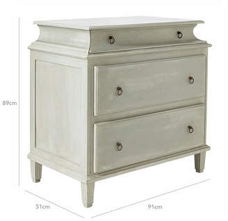 OKA Usse Chest of Drawers