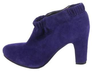 449f95ed301da Pre-Owned at TheRealReal · Sam Edelman Suede Ankle Boots