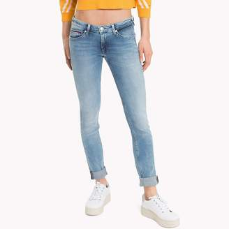 Tommy Hilfiger Low Rise Faded Jeans