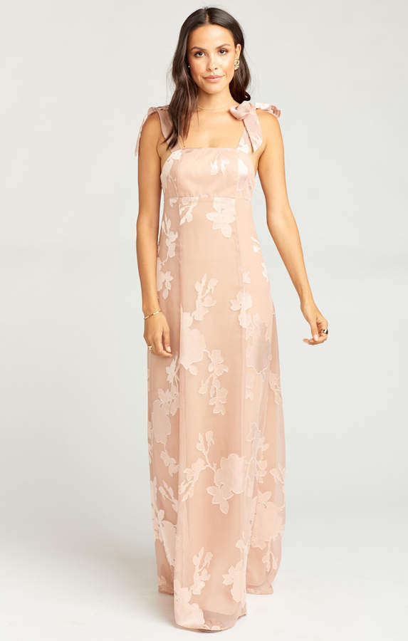 Show Me Your Mumu Edith Maxi Dress ~ Otherwise Engaged