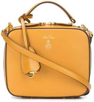 Mark Cross vintage mini tote-style handbag