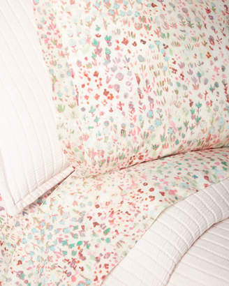 Pine Cone Hill Jardin Queen Sheet Set
