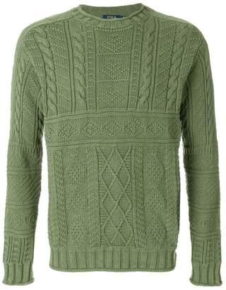 Polo Ralph Lauren crewneck knit sweater