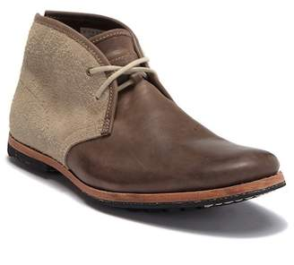 Timberland Wodehouse Contrast Leather Chukka Boot