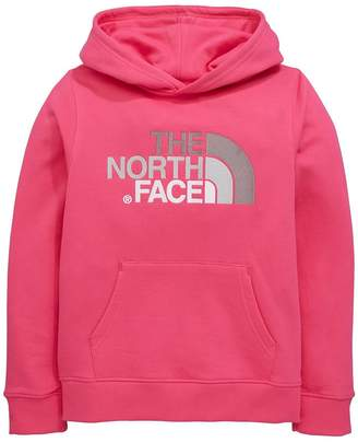 The North Face Youth Drew Peak Pullover Hoodie - Pink