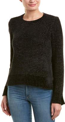 Design History Lurex Striped Sweater