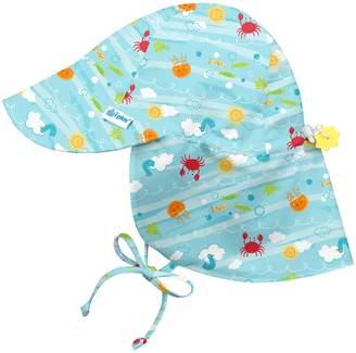 I Play I-Play Boys' Flap Sun Protection Hat-F