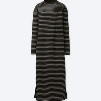 Uniqlo WOMEN HEATTECH Extra Warm Lounge Dress