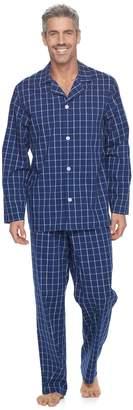 Croft & Barrow Men's True Comfort Pajama Set