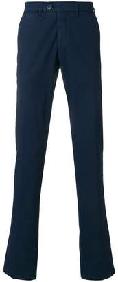 Corneliani classic slim-fit trousers