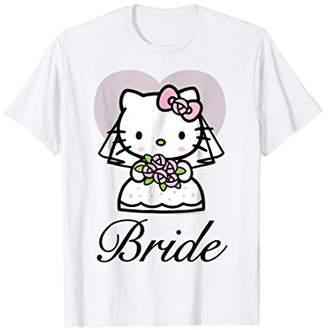 Hello Kitty Bride Tee Shirt