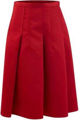 N°21 N 21 Pleated skirt