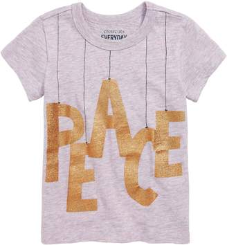 J.Crew crewcuts by Peace Tee