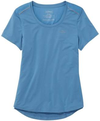 L.L. Bean L.L.Bean Women's Multisport Tech Short-Sleeve Tee
