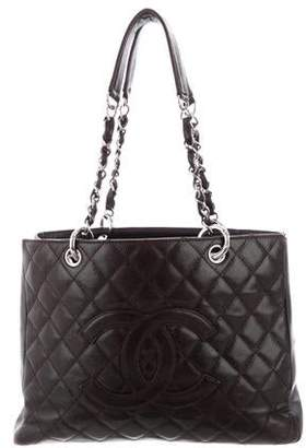 d8e5a5d2426390 Chanel Brown Tote Bags - ShopStyle