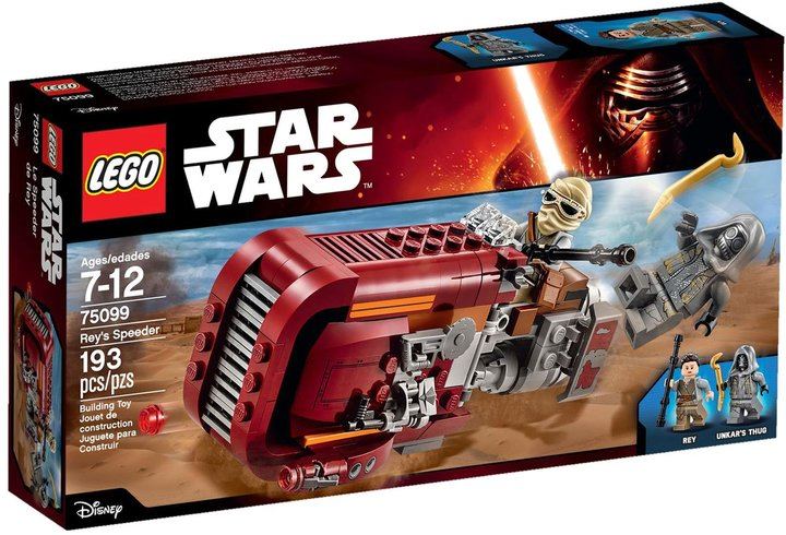 LEGO Star Wars Rey's Speeder - 75099
