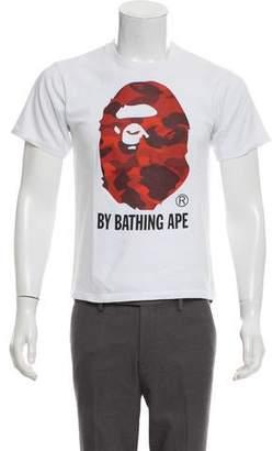 A Bathing Ape Ape Head T-Shirt