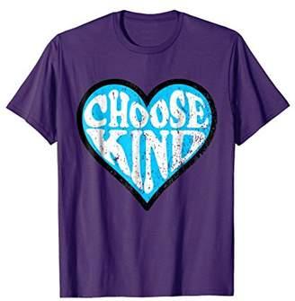 Choose Kind Shirt Anti Bullying Movement Women Men Kids