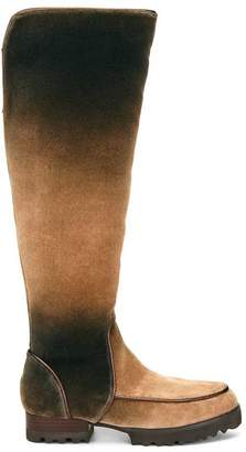 Donald J Pliner EVA, Degrade Velour Boot