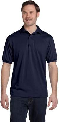 Hanes Stedman by 5.5 oz 50/50 Jersey Knit Polo in