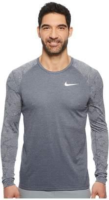 Nike Dry Miler Long-Sleeve Running Top Men's Clothing