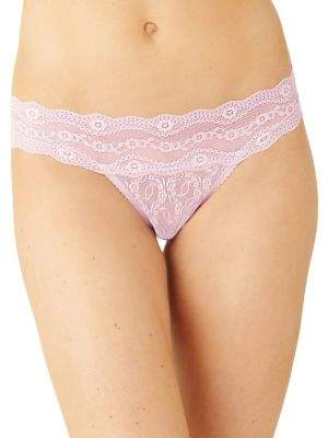 B.Tempt'd B. Tempt'D By Wacoal Lace Kiss Thong