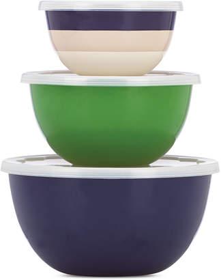 Kate Spade all in good taste Striped 6-Pc. Serving Bowl Set