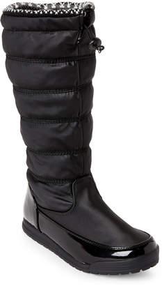 totes Black Caroline Snow Boots
