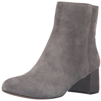 Adrienne Vittadini Footwear Women's Louisa Ankle Bootie $139 thestylecure.com