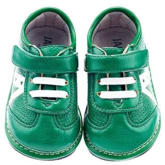 Jack & Lily Star Trainer Sneaker (Baby & Toddler)