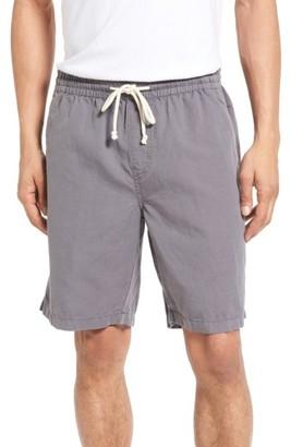 Men's Nordstrom Men's Shop Cotton & Linen Blend Shorts $59.50 thestylecure.com