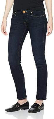 True Religion Women's New Halle Regular Blue Tencel Denim Skinny Jeans,W30/L32