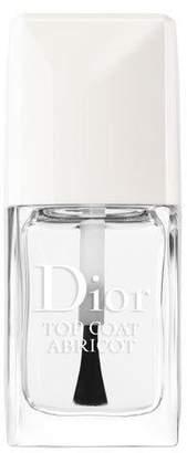 Christian Dior Top Coat, Abricot