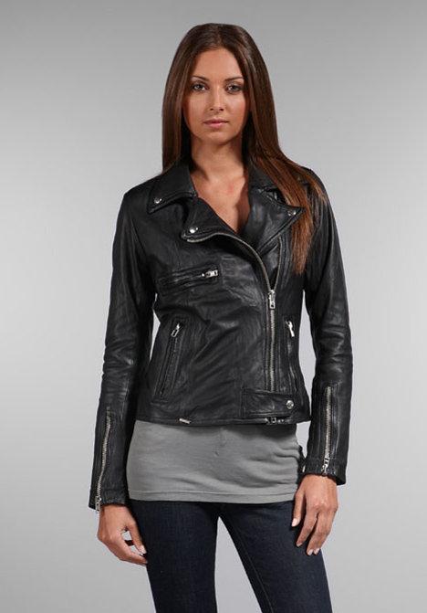 SWORD Novara Moto Leather Jacket