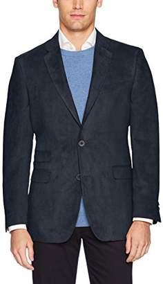 Tommy Hilfiger Men's Suede Sportcoat Blazer