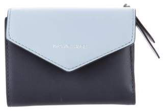 Michael Kors Bicolor Leather Wallet