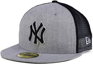 New Era New York Yankees New School Mesh 59FIFTY Fitted Cap